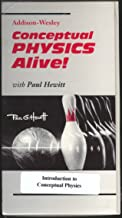 CONCEPTUAL PHYSICS ALIVE! INTRODUCTORY VIDEO TAPE PACKAGE VHS