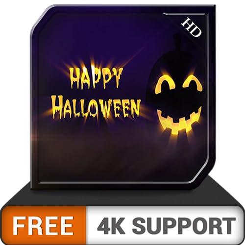 happy halloween HD free - Genieße deine gruseligen Feiertage mit gruseligem Kürbis auf deinem HDR 8K 4K-Fernseher und Feuergeräten als Horrortapete und Thema für Feier & Dekoration