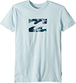 Billabong Kids Team Wave T-Shirt (Big Kids)