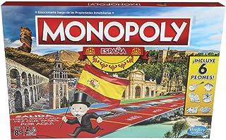 Monopoly - España (Hasbro E1654105)