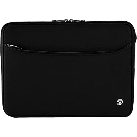 Precision 17 Series 17.3 inch Laptop with Wireless Mouse and Headphone Inspiron 17 5000 7000 Luxe R Series Black White Stripe 17 Inch Compact Zipper Padded Carrying Sleeve for Dell Alienware 17
