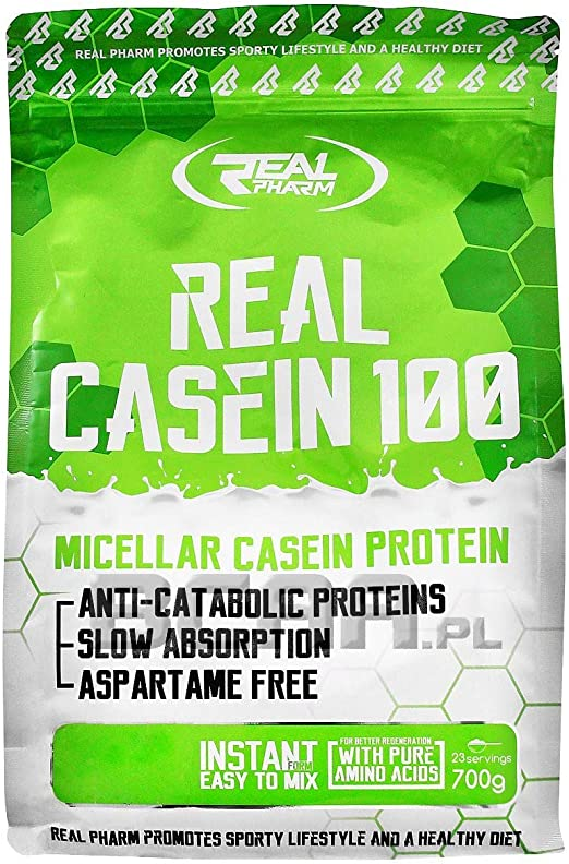 Real Pharm Real Casein Protein Instant (Vainilla, 700g ...