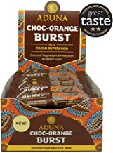 Aduna Choc-Orange Burst Energy Bar 40g Pack of 16 Estimated Price : £ 24,99
