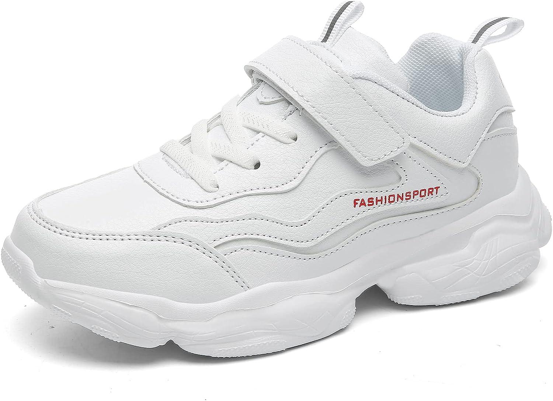 N\A Kids Black White Sneaker Single School San Francisco Mall Button Finally resale start