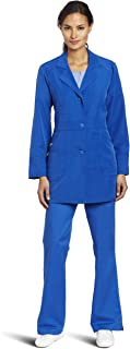 WonderWink Women's Scrubs Utility Girl Stretch Lab Coat