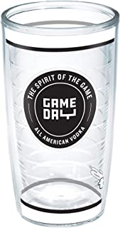 Tervis Game Day Insulated Tumbler, Plastic, Vodka