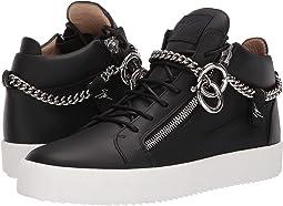 Chain High Top Sneaker