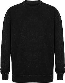 123t SF 520 Unisex Washed Tour Sweatshirt Blank Plain SF520