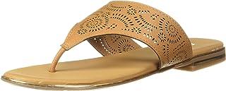 BATA Women's Flowerlaser Fashion Slippers