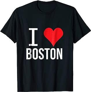 I Heart Boston Shirt