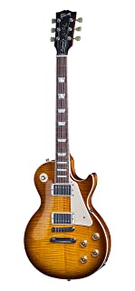 Gibson Les Paul Traditional Premium Finish - Guitarra eléctrica, color honey burst