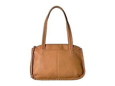 Hobo Alegra (Whiskey) Satchel Handbags