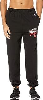 Mens Indiana Hoosiers Eco Powerblend Banded Pants