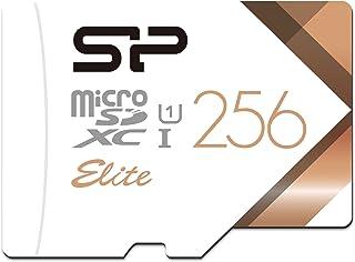 シリコンパワー microSD カード 256GB Nintendo Switch 動作確認済 class10 UHS-1対応 最大読込85MB/s アダプタ付 永久保証【Amazon.co.jp限定】