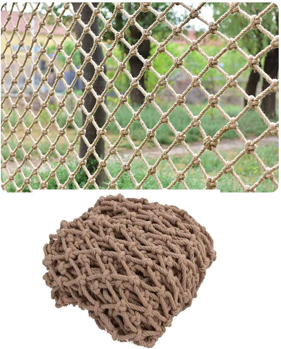 Max 60% OFF Many popular brands XCYYBB Camo Netting Hemp Rope Safety Kids Net Stair for Safe