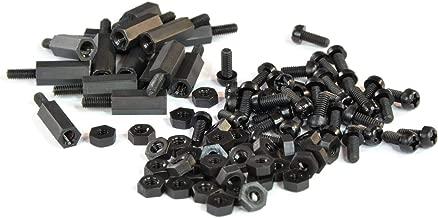 HanTof Raspberry Pi 3 Model B Standoffs Pack 24 Pieces//LoT M2.5 11mm Body +