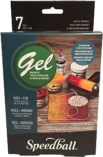 Speedball Akua Gel Printing Kit