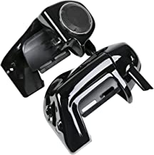 $145 » Sponsored Ad - SLMOTO Lower Vented Leg Fairing + 6.5'' Speakers w/Grills Fit for Harley Touring Road King Special Ultra Ro...