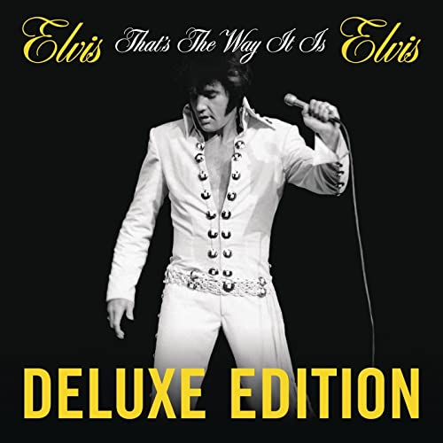 elvis thats the way it is deluxe edition