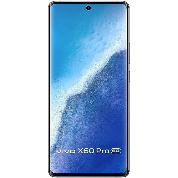 Vivo X60 Pro (Midnight Black, 12GB RAM, 256GB Storage) with No Cost EMI/Additional Exchange Offers