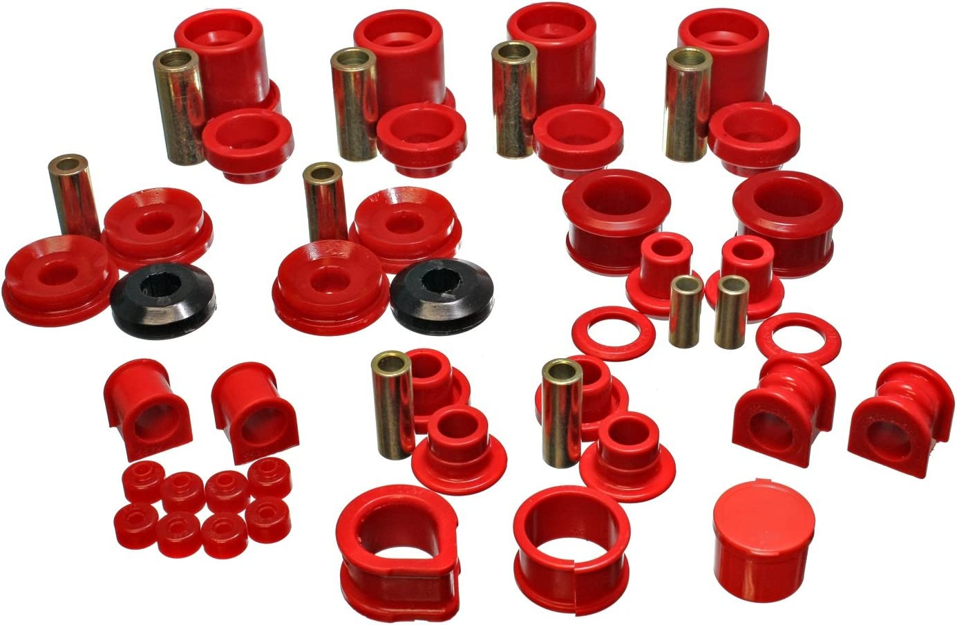 Max 41% OFF Energy Suspension 7.18105R Ranking TOP11 Master Nissan Set For