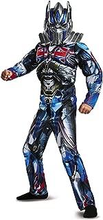 Best boys transformers optimus prime costume Reviews