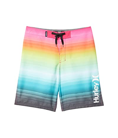 Hurley Kids Gradient Boardshorts (Little Kids) Boy