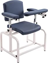 medycare Comfortable Blood Donation Chair,Lab Draw Chair,Comfortable Phlebotomy Chair for Lab Spa Clinic and Treatment Roo...
