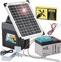 SOLAR 50W Box für Weidezaungerät Elektrozaungerät Solarweidezaungerät Weidezaun