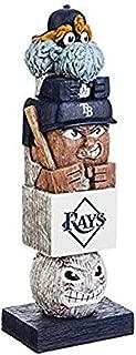 Rico Industries, Inc. Tampa Bay Rays Tiki Totem Pole 16