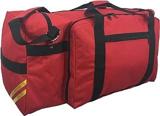 firefighter red bag