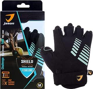 Kuron Store X-Challenge Comfort Grip Fitness Cardio Weight Training Gloves
