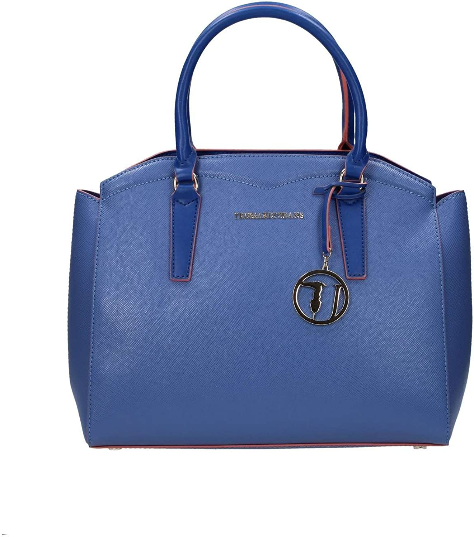 Borsa Bauletto Bauletto Trussardi Jeans   Galapagos   P E 2016   75B373-Blau  billige Designermarken