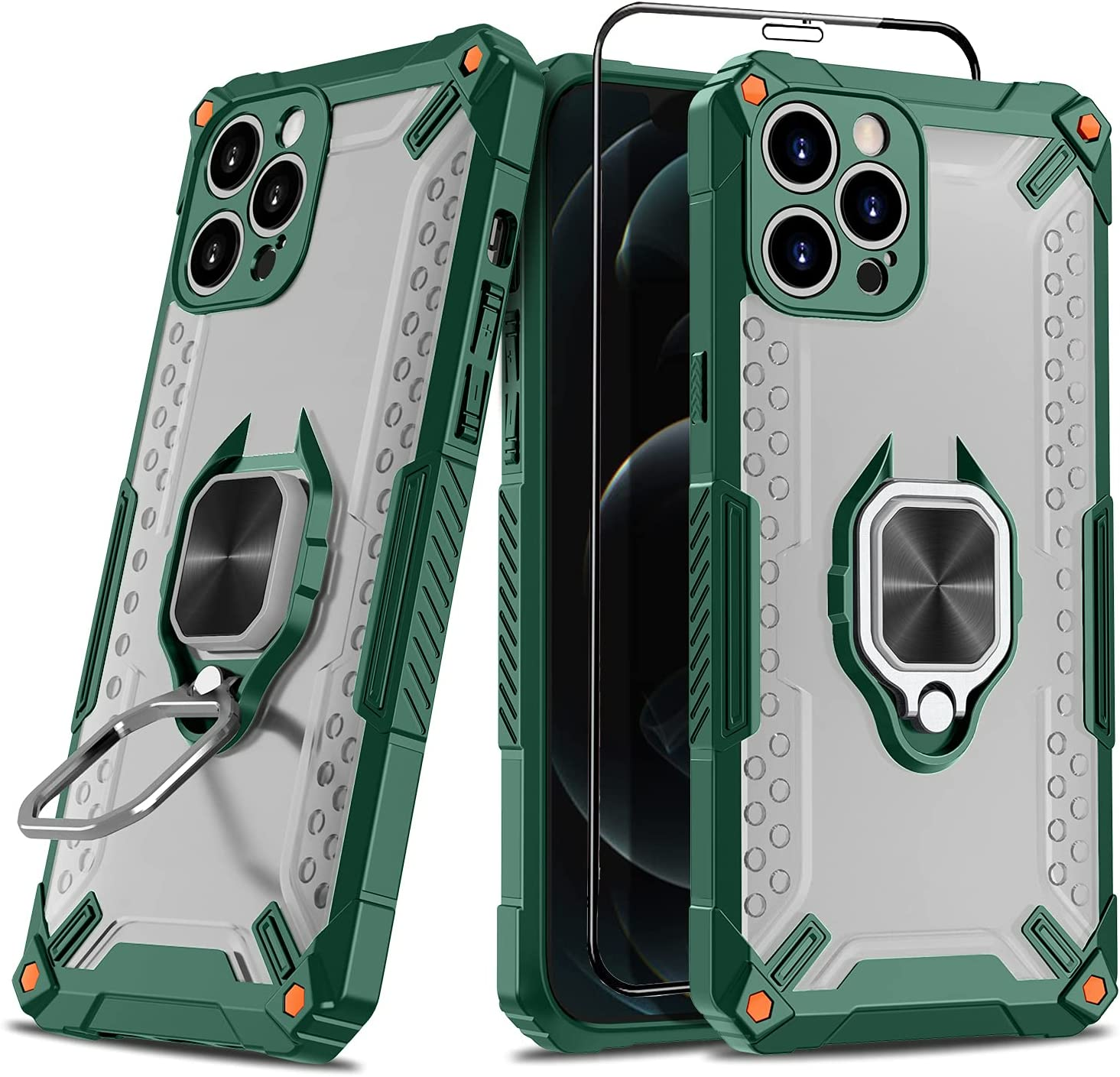 Fanbiya Armor Case Ranking TOP12 for iPhone Protec Kickstand Ranking TOP5 Invisible Drop 12