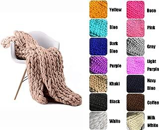 chunky knit blanket anthropologie