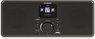 Technaxx Duitsland Internet Radio Station Draagbare Stereo Geluid WIFI 2X Luide Luidsprekers Mediaspeler USB AUX Line Out ...