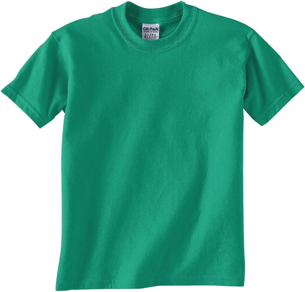 Gildan - Youth DryBlend 50 Cotton/50 DryBlendPoly T-Shirt. 8000B