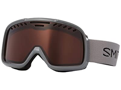 Smith Optics Project Goggle (Charcoal Frame/RC36 Lens) Snow Goggles