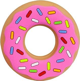silli chews pink donut