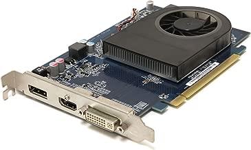 HP AMD Radeon HD 6570 1GB DDR3 PCIe x16 DP DVI Video Card 648533-001 659355-001