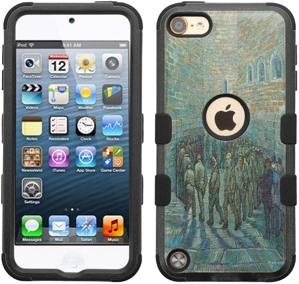 iPod Touch 7 Case 6 Hard+Rubber Super popular specialty store 5