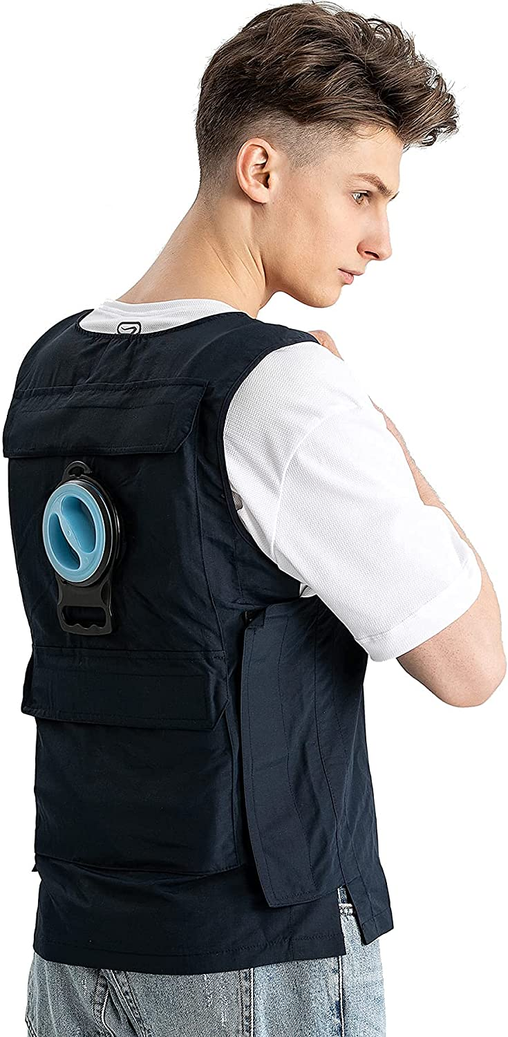 Ice Cooling Vest with 3L Summer sold out Built-in Unisex Cool Bladder 2021 spring and summer new