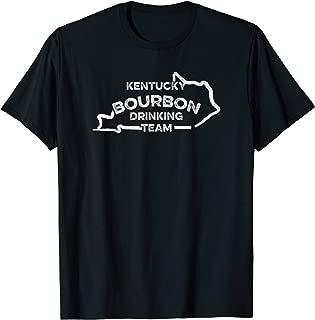 the bourbon state t shirt