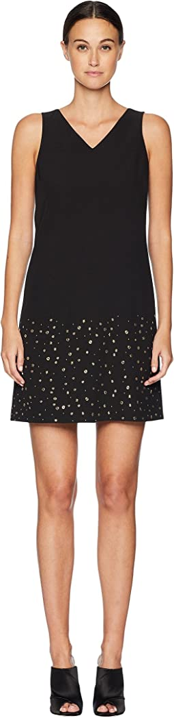 Cady Dress with Star Detail