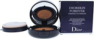 Christian Dior Diorskin Forever Perfect Cushion SPF 35 040 Honey Beige for Women, 0.52 Ounce