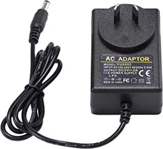 CFSadapter AC DC 9V 2A Power Supply Adapter Switching 18W Charger for Arduino UNO R3 LED-L122T LED-L132T Crosley Cruiser P...