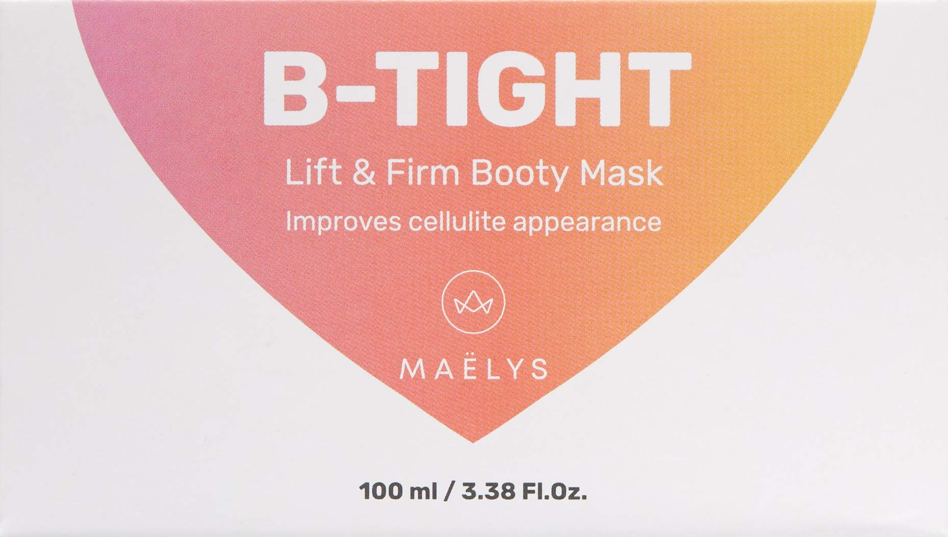 MAELYS B-TIGHT Lift & Firm Booty Mask