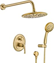"Shower System, Wall Mounted Shower Faucet Set for Bathroom with High Pressure 8"".."