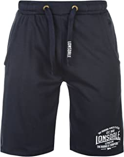 Lonsdale Mens Box Lightweight Shorts