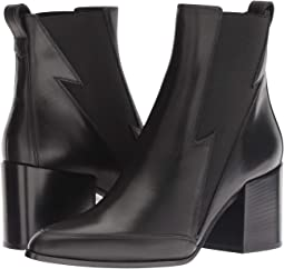 Elmdale Calf Leather Lighting Bootie